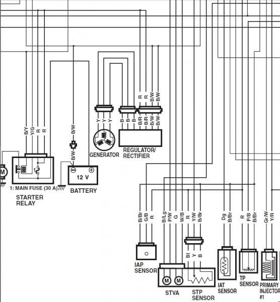 2005 suzuki gsxr 600 wiring diagram 07 gsxr 750 rectifier connecting wires suzuki gsx r  07 gsxr 750 rectifier connecting wires