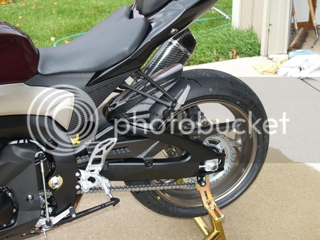 2Pairs Universal Motorcycle Indicators Red Fits Kawasaki ER5N ER5 ER6N ER6 N