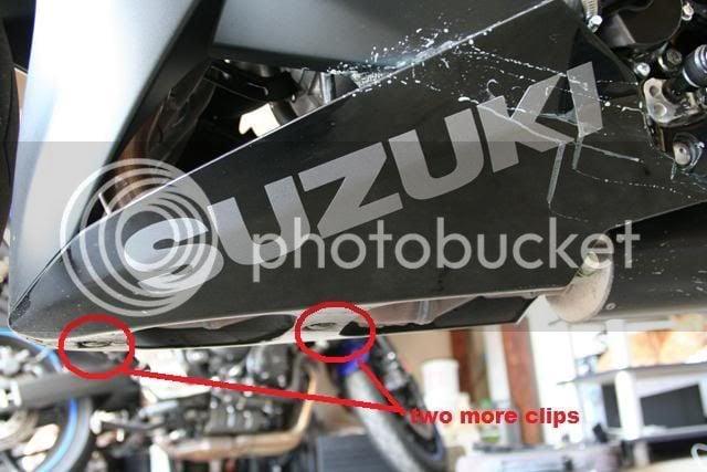 Oil Change for Dummies   Suzuki GSX-R Motorcycle Forums