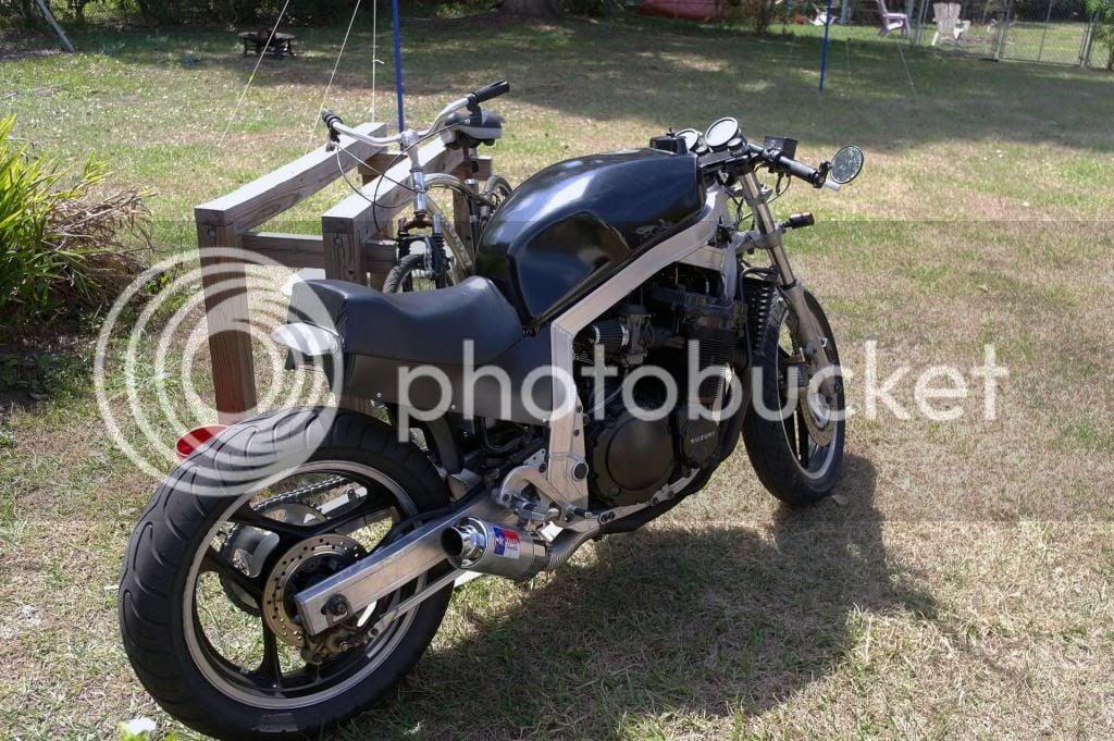 1986 GSXR 1100 Budget Streetfighter Project | Suzuki GSX-R