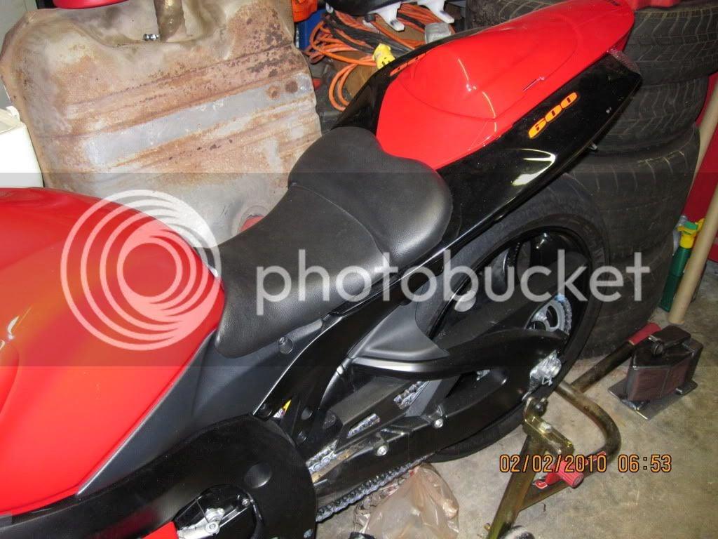 Rear Tail Height Suzuki Gsx R Motorcycle Forums Gixxer Com