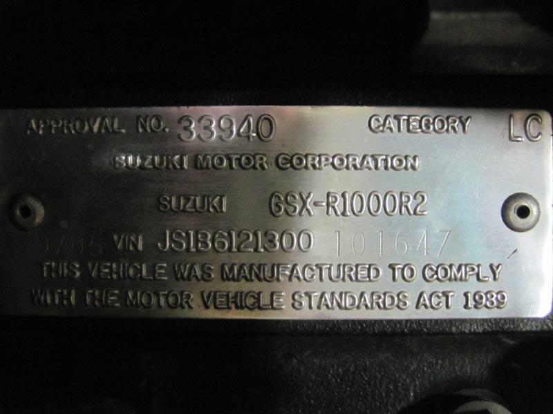 Is my Gixxer a K5 or a K6? | Page 2 | Suzuki GSX-R