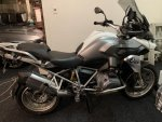 Downunder Dude's 2014 BMW 1200 GS
